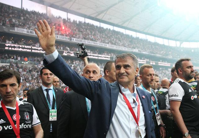 Şenol Güneş'ten Beşiktaş yönetimine kadro raporu!