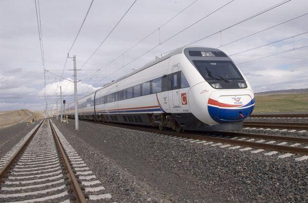 Malatya-Elazığ ve Elazığ-Diyarbakır hızlı tren
