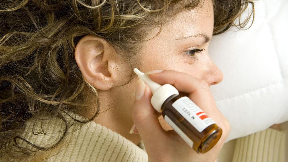 Kulak enfeksiyonu