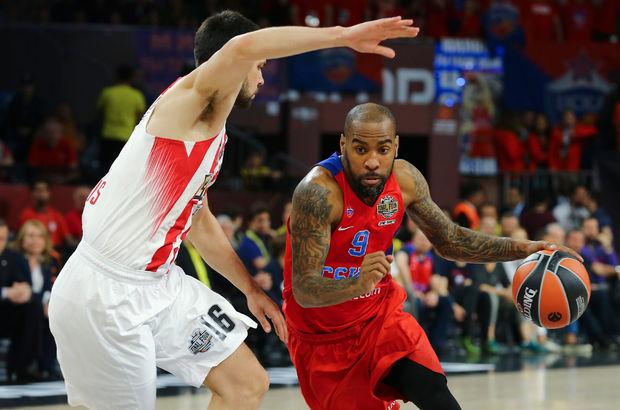 Aaron Jackson, CSKA Moskova