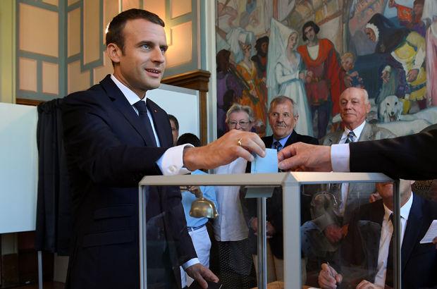 Fransa seçimleri
