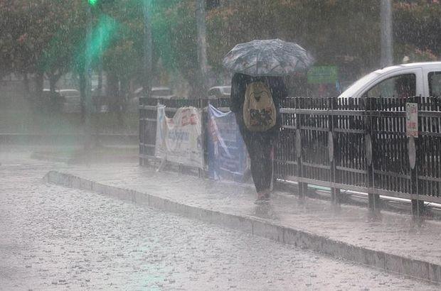 Meteoroloji uyarmıştı! İstanbul'da yağış başladı