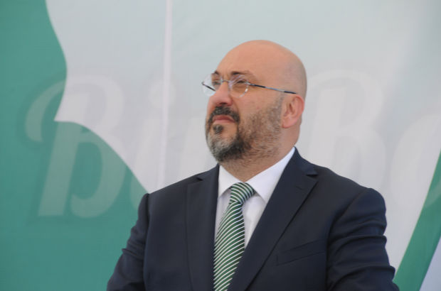 Mustafa Bozbağ, Giresunspor