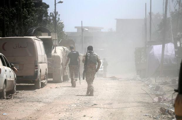 Irak Musul'a yeni operasyon başlattı
