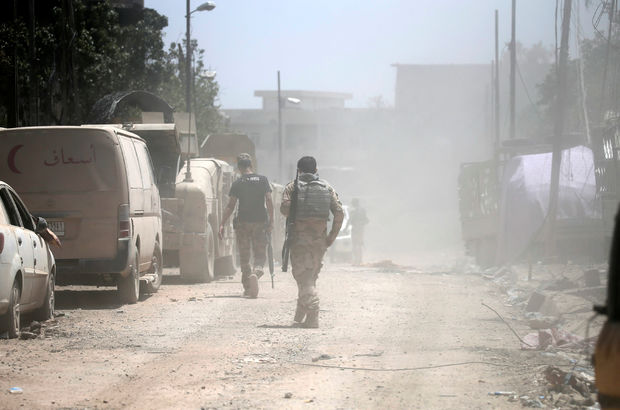 Irak Musul