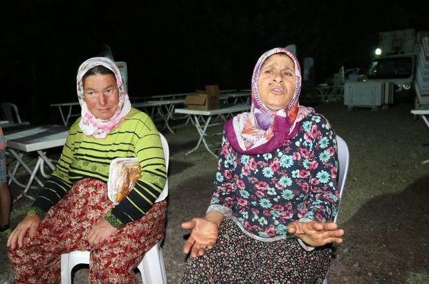 Antalya'da yaşayan Ümmani Uysal beyin ameliyatı oldu, mani söylemeden duramıyor!