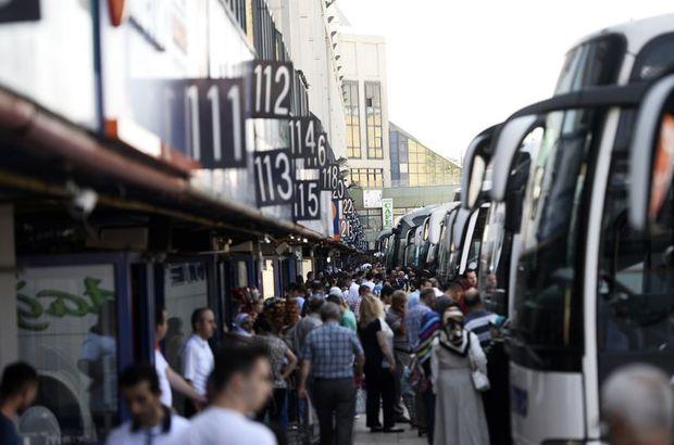 otobüs biletleri, ramazan bayramı, yaz tatili