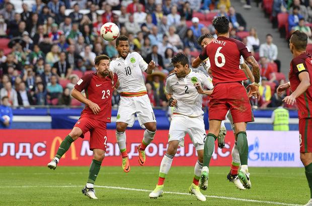 Portekiz: 2 - Meksika: 2