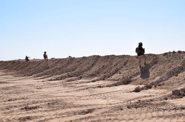 ABD askeri Suriye sınırına konuşlandı