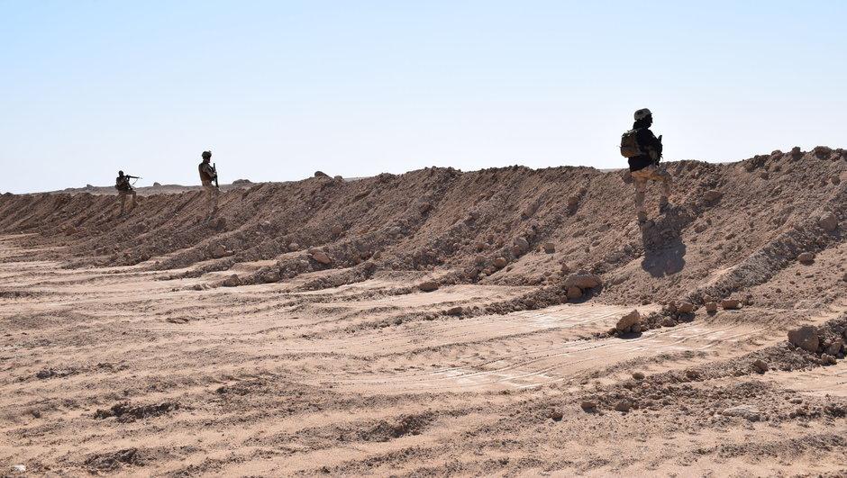 ABD Suriye Irak
