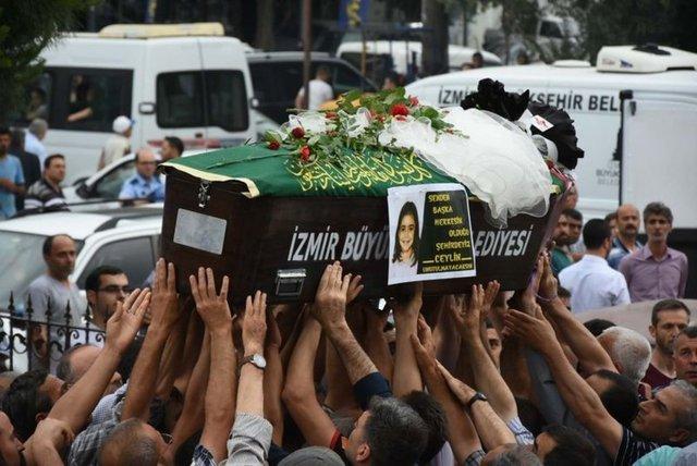 İzmir'deki Ceylan Atik cinayetinde büyük şüphe