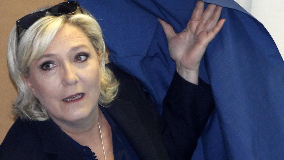 Marine Le Pen  Fransa