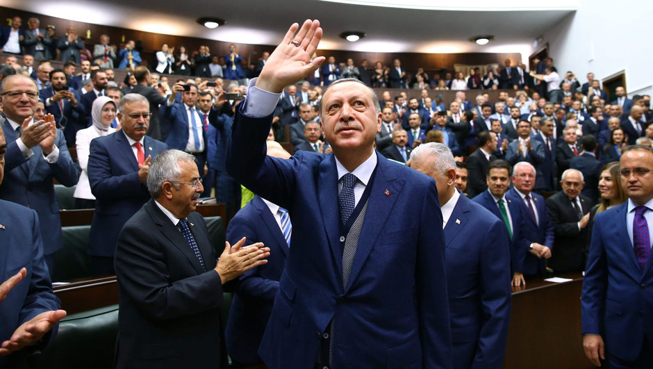 Afyonkarahisar  Recep Tayyip Erdoğan AK Parti