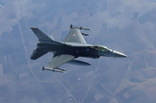 TSK'dan Kuzey Irak ve Hakkari'de hava harekatı