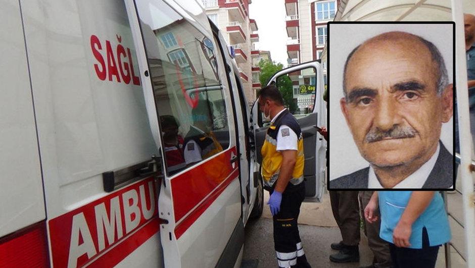 CHP yürüyüşünde kalp krizi geçiren partili hayatını kaybetti