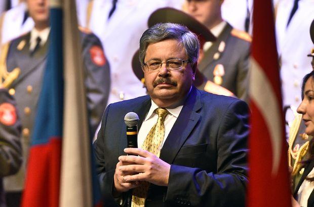 Rusya Büyükelçi
