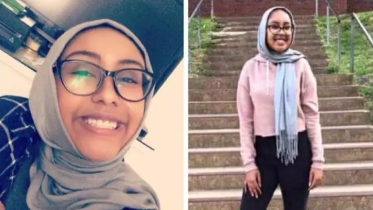 ABD'nin Virginia eyaletinde kaybolan 17 yaşındaki Müslüman kızın cesedi süs havuzunda bulundu.