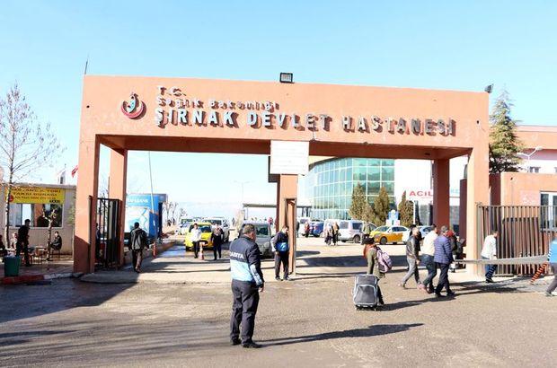 Şırnak'ta PKK'lı teröristler kaçırdıkları güvenlik korucusunu şehit etti