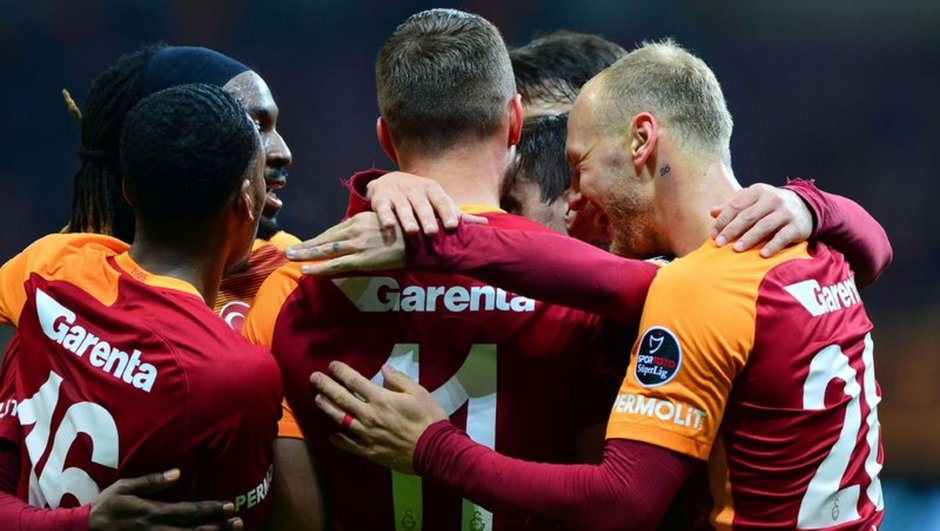 Galatasaray - Östersund