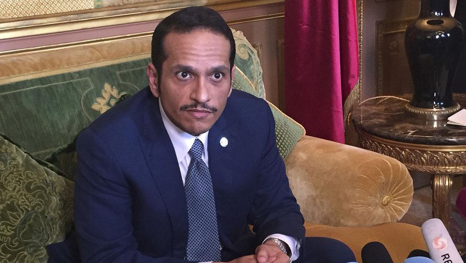 Katar'dan flaş açıklama: Pazarlık masasına oturmayacağız