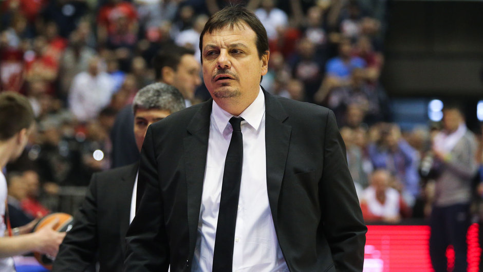 Ergin Ataman Galatasaray