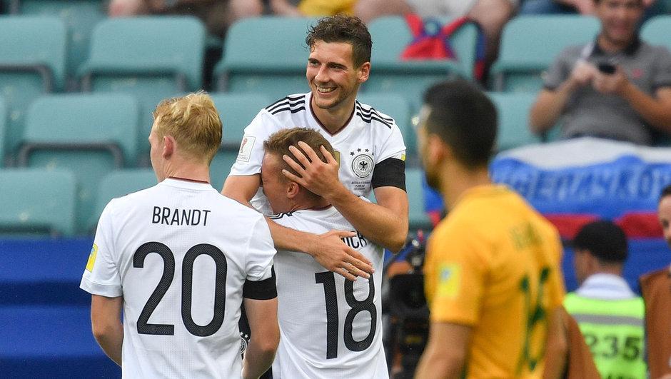 Avustralya - Almanya