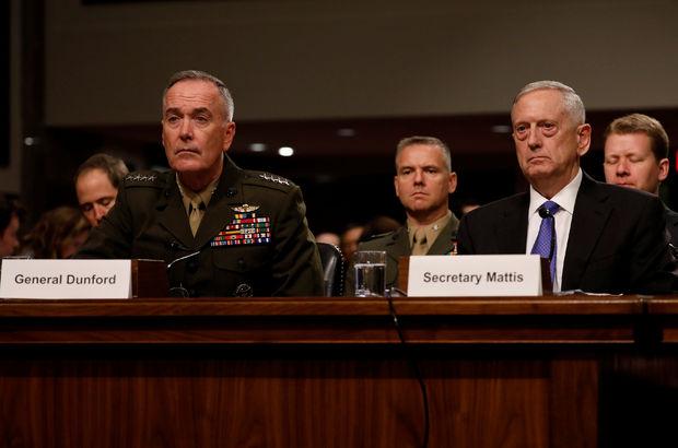 Milli Savunma Bakanı Fikri Işık ABD Savunma Bakanı Mattis