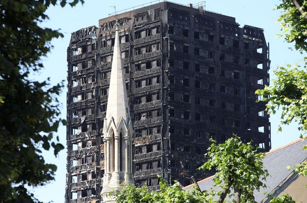 Londra'daki Grenfell Tower faciasında yeni bilanço: 79 ölü