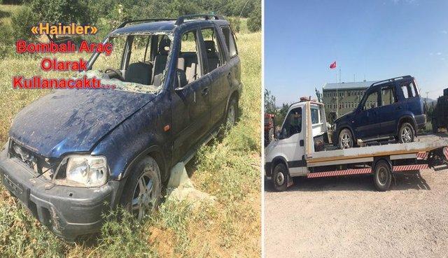 Terör örgütü PKK'nın 3 katlı sığınağına operasyon!