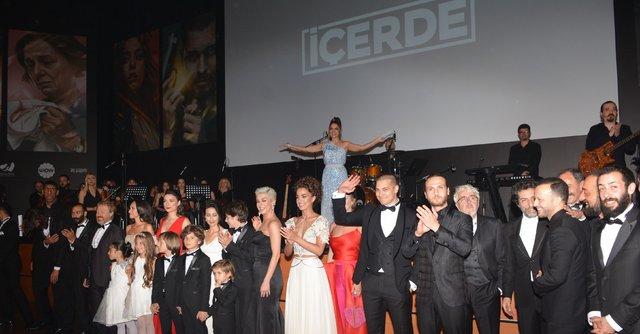 SHOW TV'nin reyting rekorları kıran dizisi İçerde'nin finali gerçekleşti