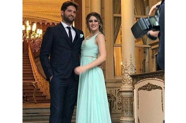 Gizem Karaca Nişantaşı'nda görüntülendi