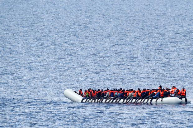 Akdeniz'de 126 göçmeni taşıyan bot kayıp