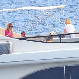 Teknede Babalar Günü...