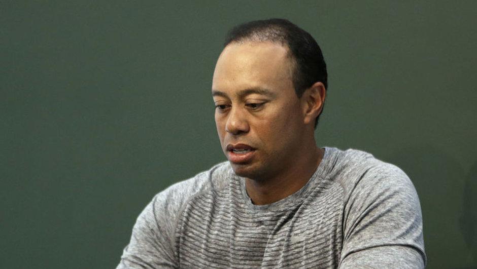 Tiger Woods toparlanmaya çalışıyor