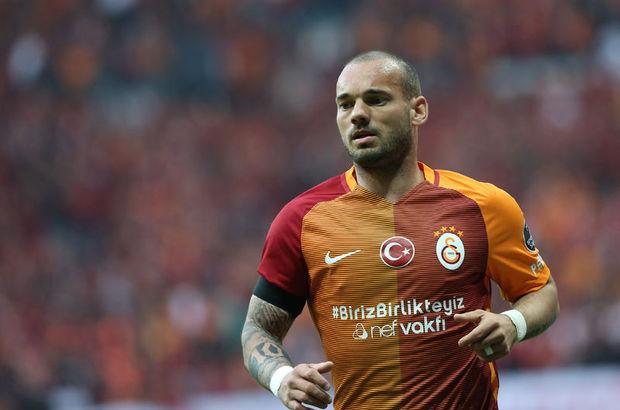 Sneijder'ın menajerinden açıklama