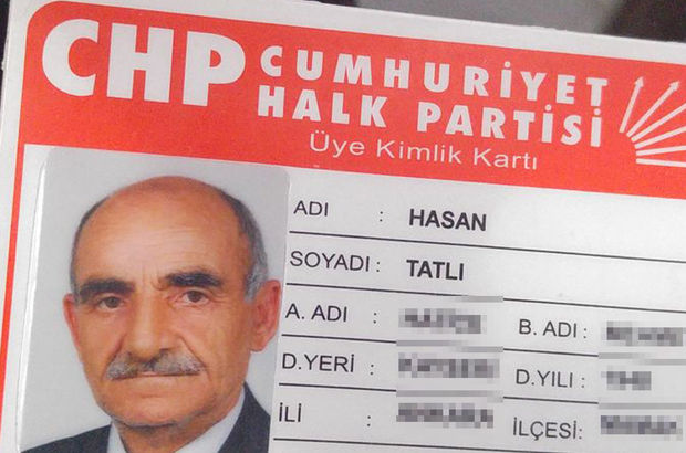 CHP yürüyüşünde kalp krizi geçirerek hayatını kaybeden Hasan Tatlı toprağa verildi