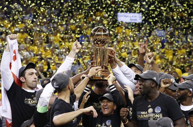 NBA finalleri 2017