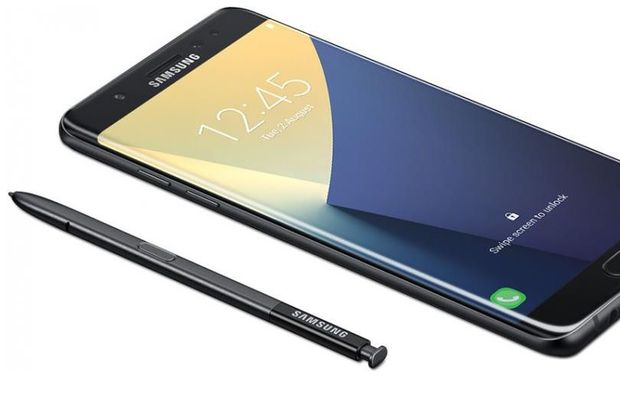 Samsung Galaxy Note 8 geliyor