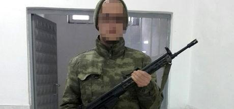 Afyonkarahisar'da bir kişi diploma almadan kısa dönem askerlik yapmış