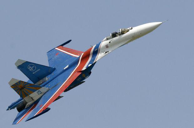 Rusya ve ABD savaş uçakları arasında tehlikeli yakınlaşma!