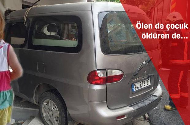 Sancaktepe'deki kazada aracı kullanan 13 yaşındaki çocuğa 11 yıl hapis istendi