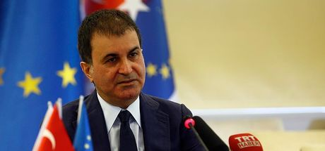 AB Bakanı Ömer Çelik, AB Delegasyonu üyeleri ile görüştü