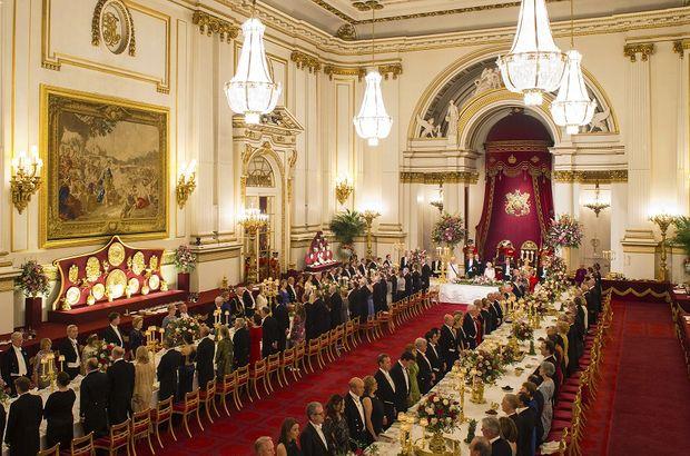 Buckingham Sarayı'na bile gönderiliyor
