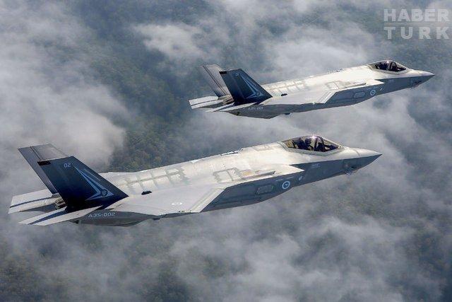 F-35 savaş uçağı özellikleri ve fiyatı