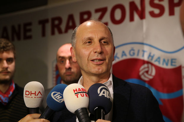 Muharrem Usta: 3 Temmuz'da FIFA'ya başvurumuzu yapacağız
