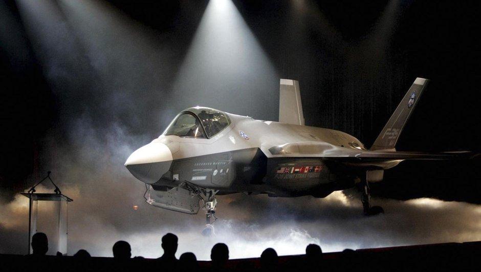 Türkiye'nin yeni savaş uçağı F-35'ten inanılmaz uçuş!