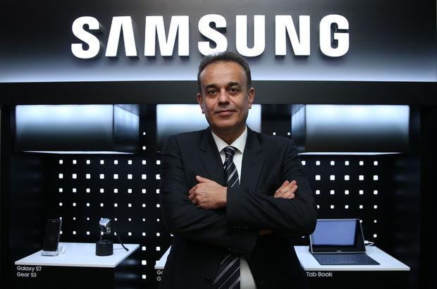 Samsung Türkiye yöneticisi 2 ay dayanabildi!