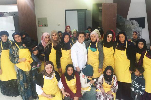 Ebru Baybara Demir Bask Dünya Aşçılık Ödülleri'nde finale kaldı