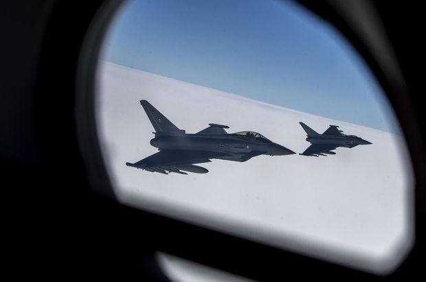 NATO uçağı, Rusya Savunma Bakanı'na yaklaşmaya çalıştı!