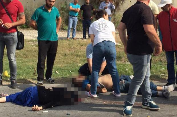 Mersin'de tarım işçilerini taşıyan kamyonet TIR'a çarptı
